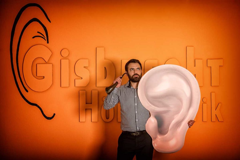 Hörgeräte - Gisbrecht Hörakustik