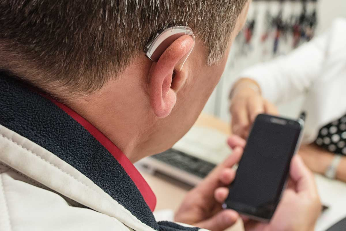 Gisbrecht Hörakustik Höranalyse und Beratung