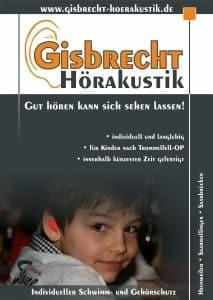 Gisbrecht Hörakustik - Schwimmschutz - Gehörschutz