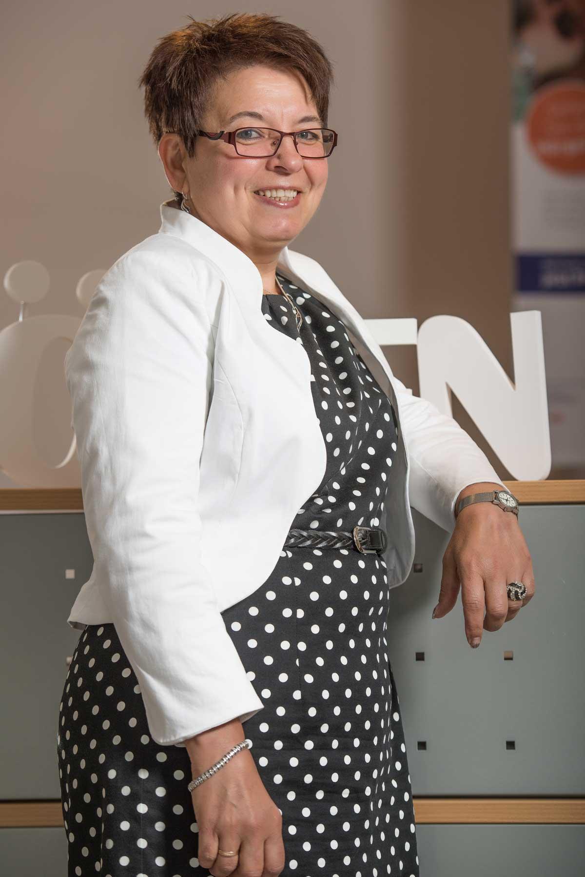 Vera Gisbrecht Hörgeräteakustikermeisterin