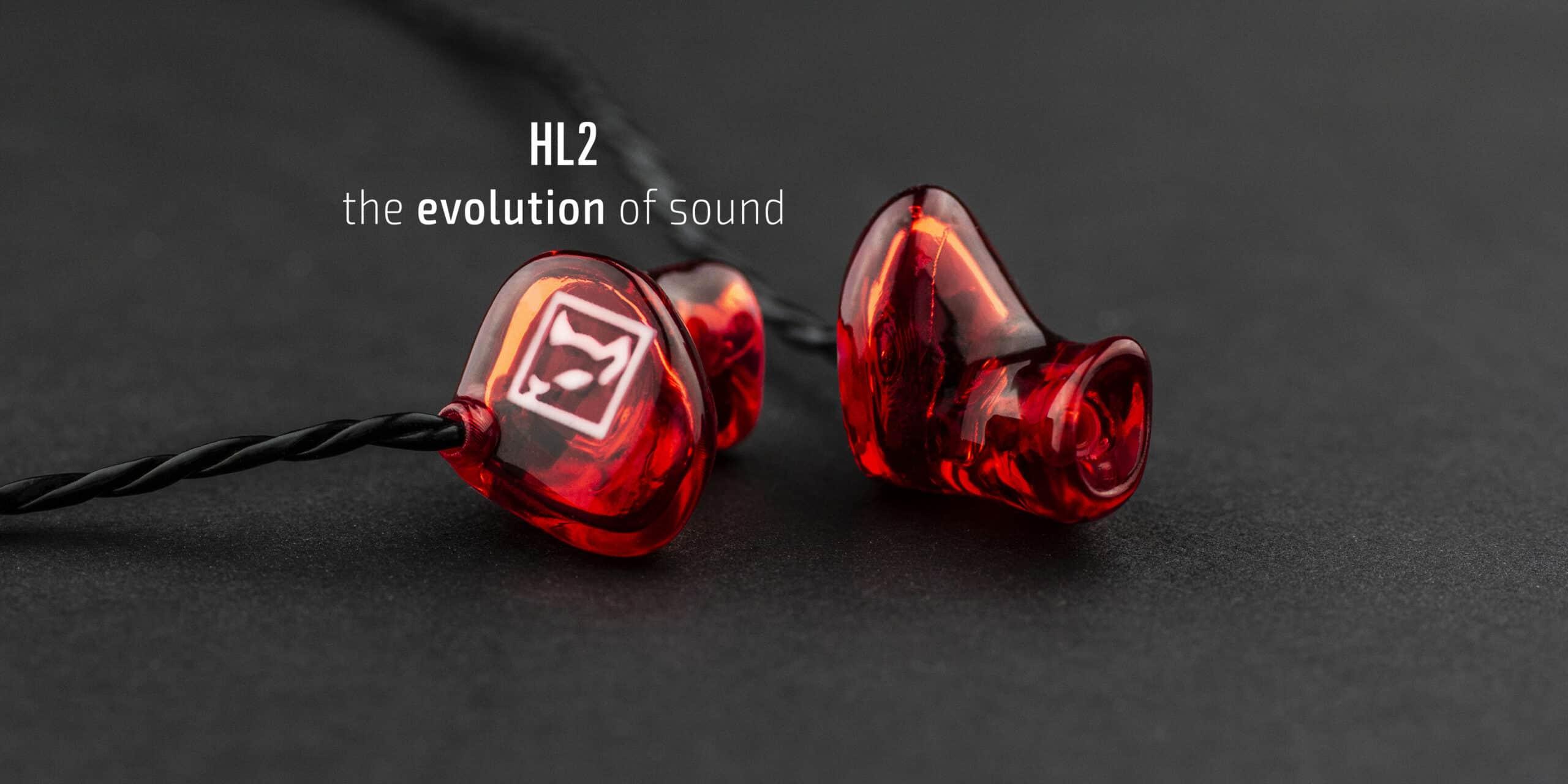 HL2 Hörluchs In-Ear Kopfhörer