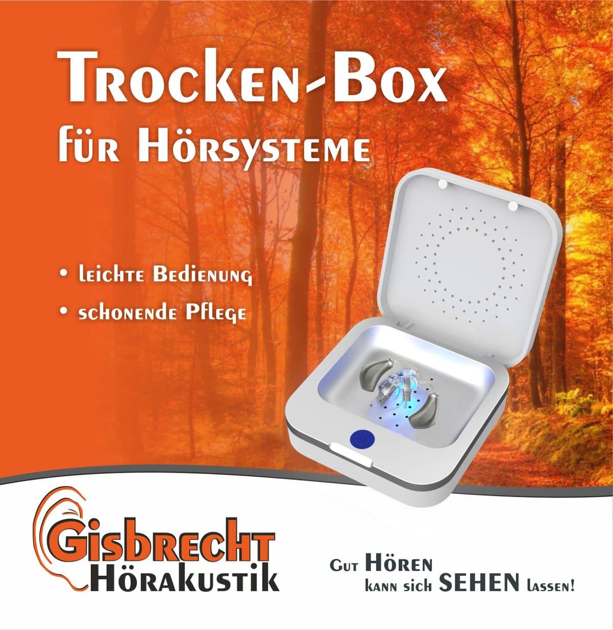 Starkey Trockenbox für Hörgeräte - Gisbrecht Hörakustik