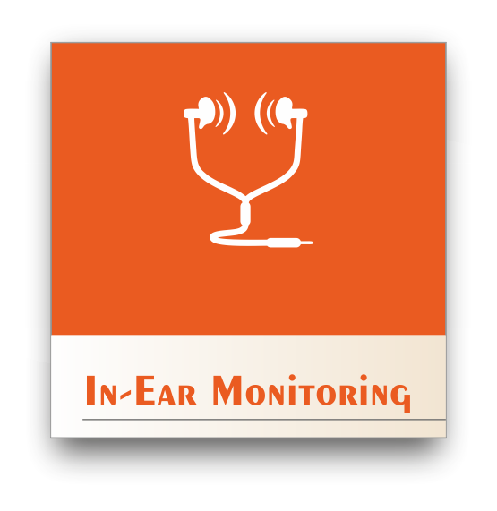 Gisbrecht Hörakustik - In-Ear Monitoring
