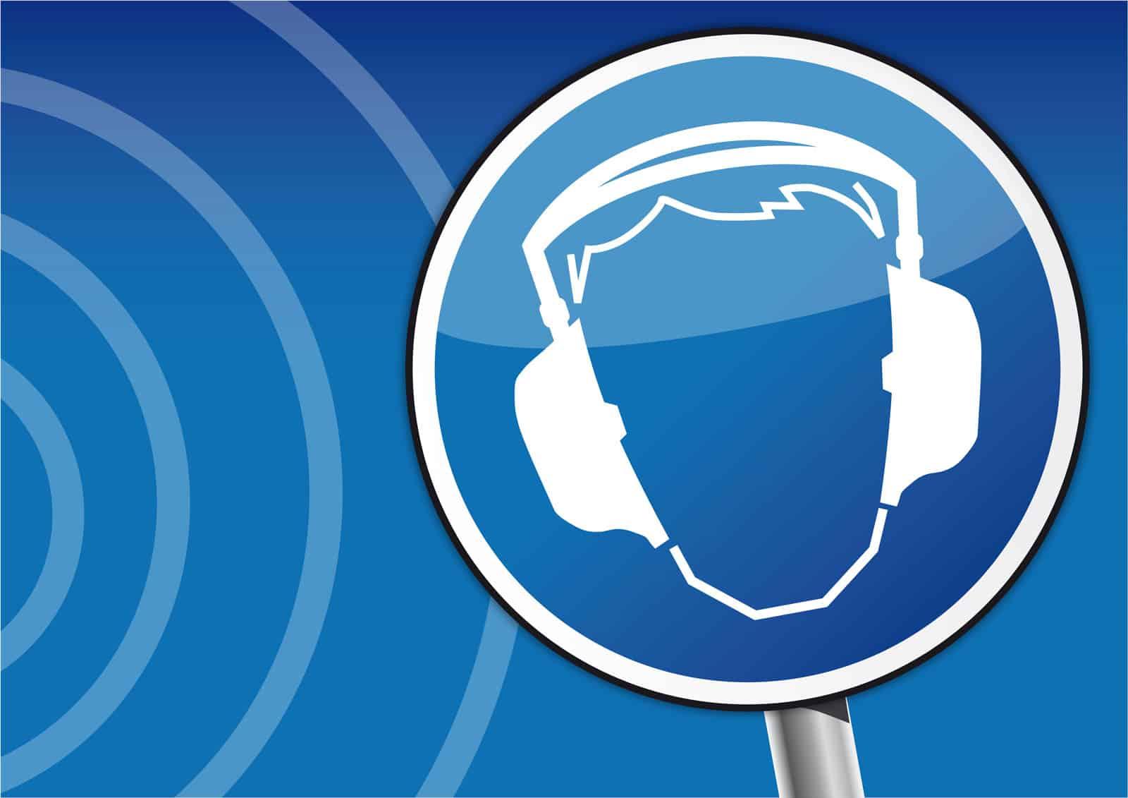 Gisbrecht Hörakustik - Bei Lärm Gehörschutz tragen
