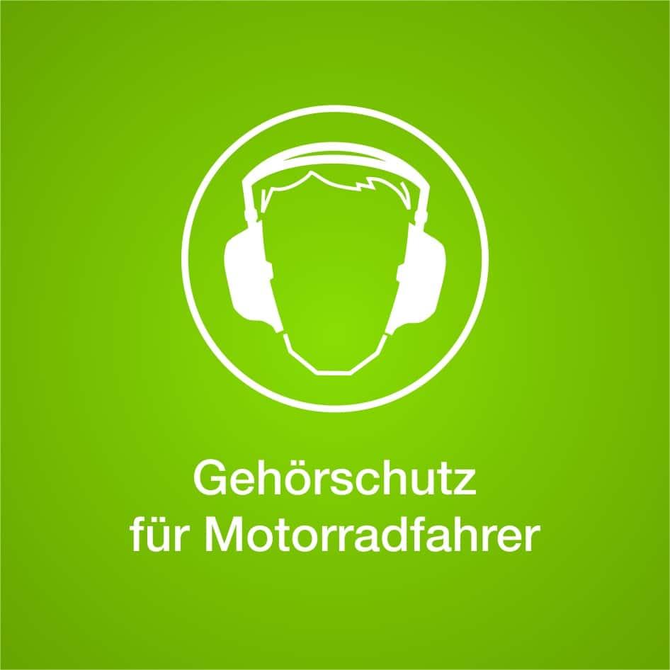 Gisbrecht Hörakustik - Gehörschutz für Motorradfahrer