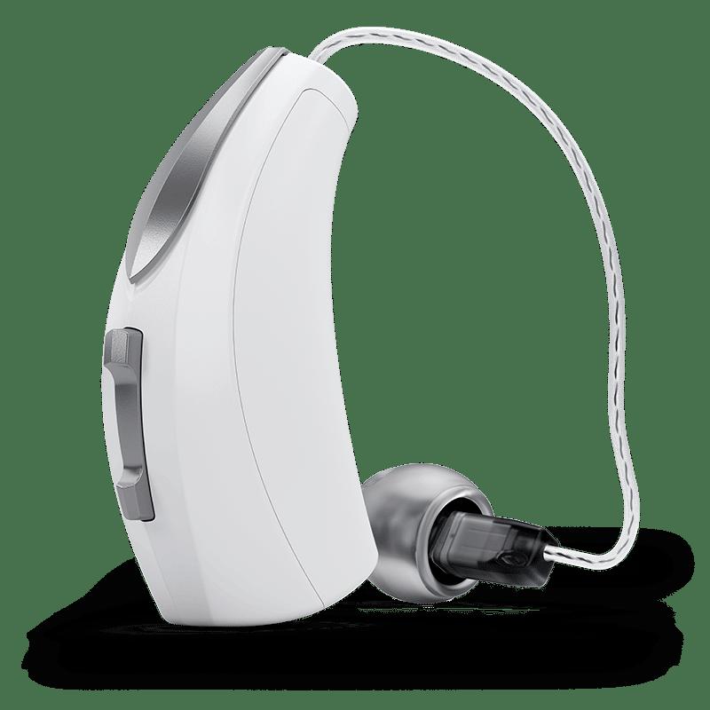 Hörgerät mit integrierten Sensoren - Gisbrecht Hörakustik